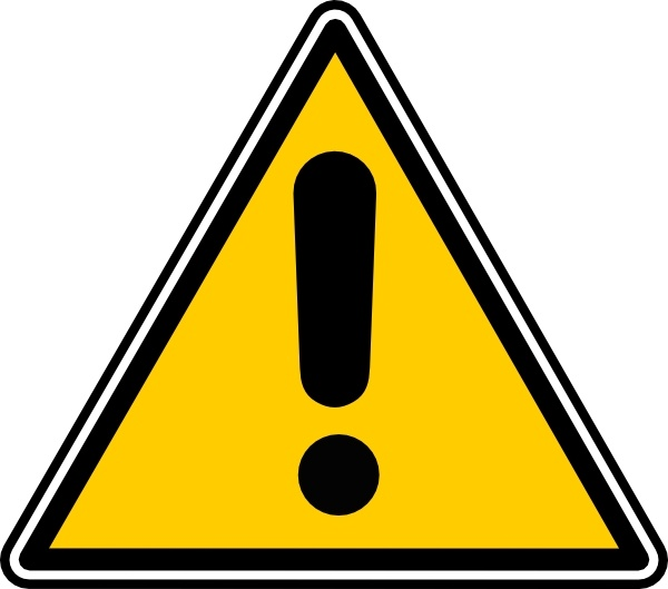 Danger G  N  Ral clip art Free vector in Open office drawing svg.