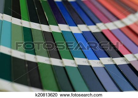 Stock Illustrations of RAL colors k20813620.
