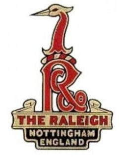 Raleigh bikes Logos.