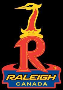 Raleigh Logo Vector (.AI) Free Download.
