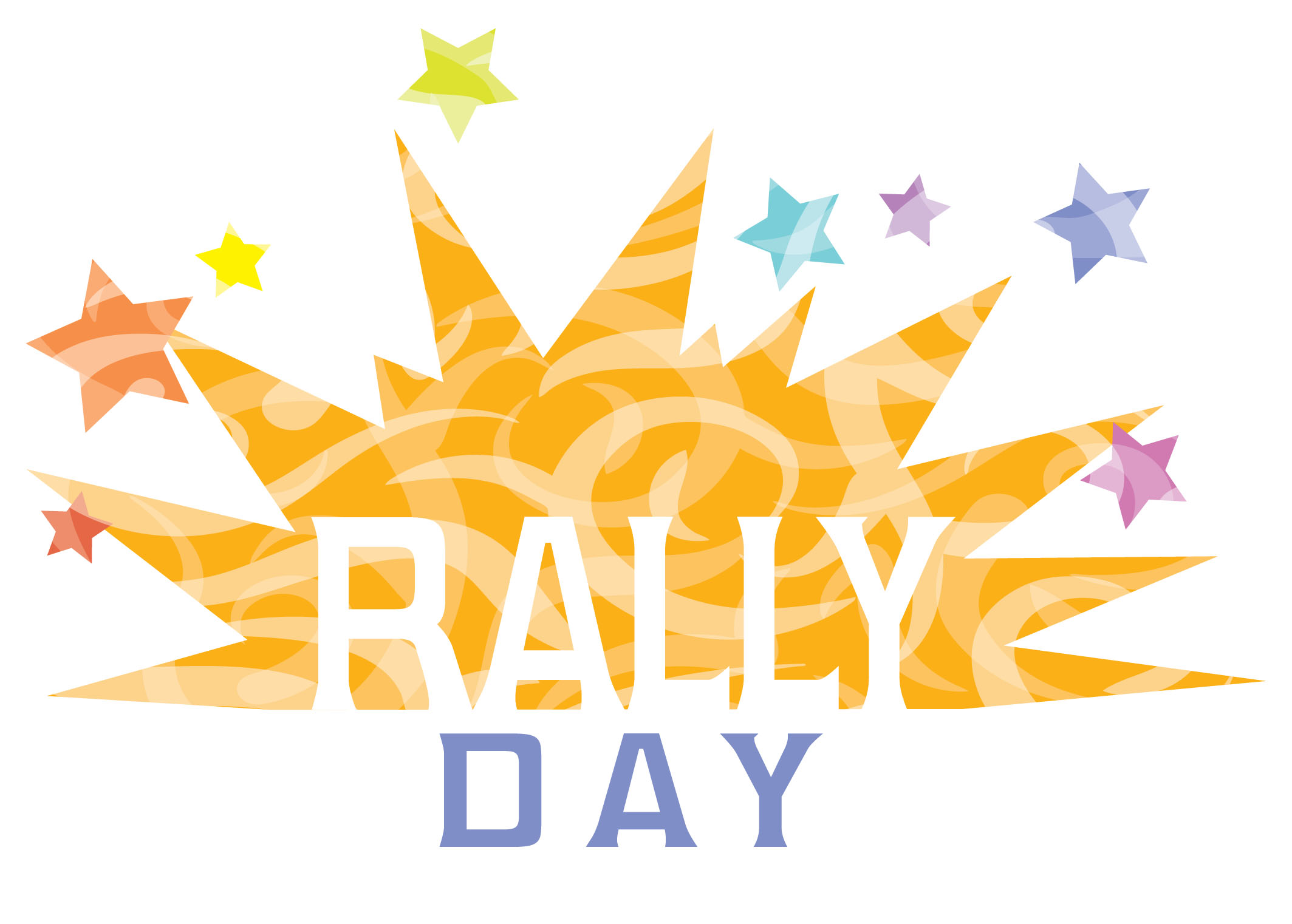 Sunday School Rally Day Clipart.