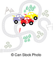 Rally Illustrations and Clip Art. 8,172 Rally royalty free.