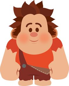 Disney wreck it ralph clip art.