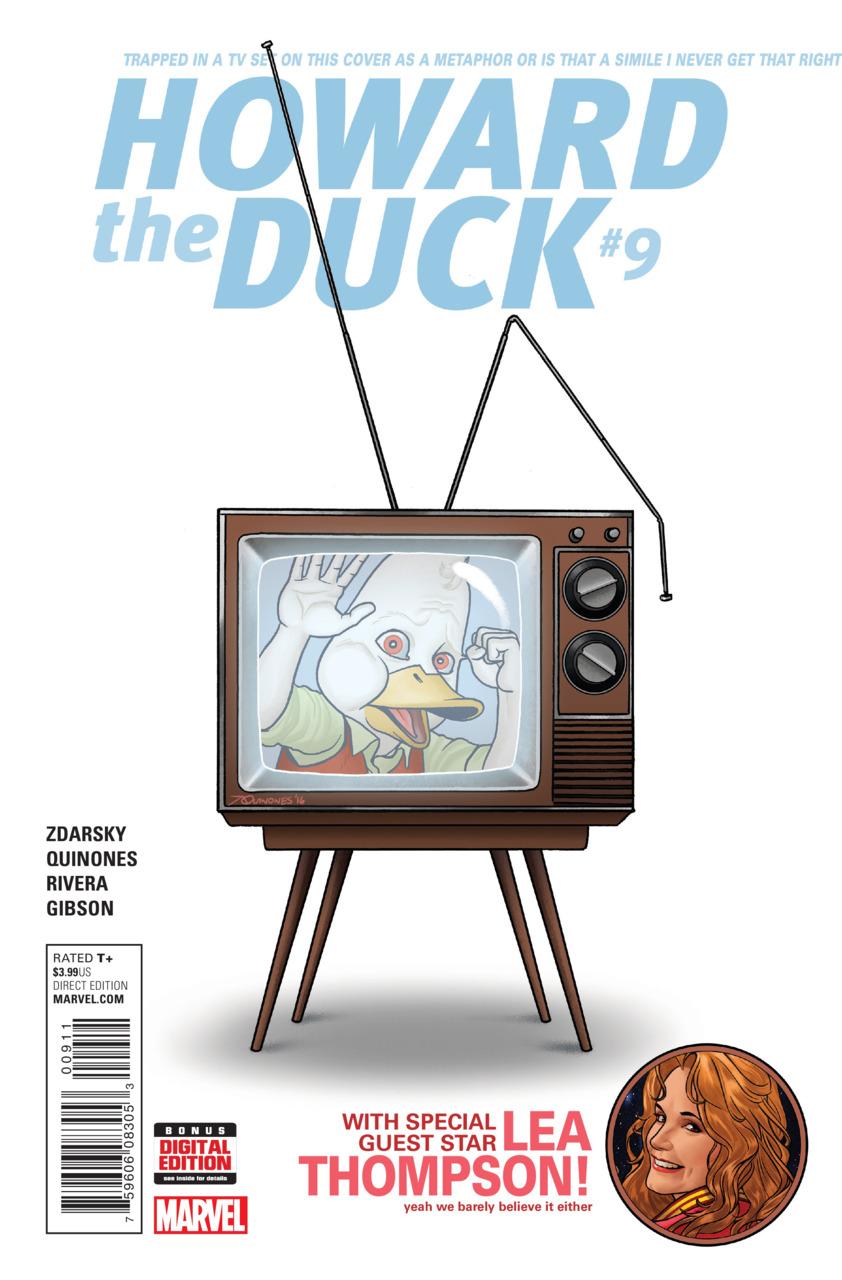 Howard the Duck #2.