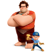 Download Wreck It Ralph Free PNG photo images and clipart.