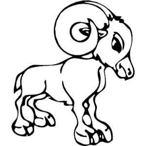 Free ram clipart.