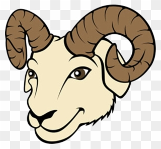 Free PNG Ram Head Free Clip Art Download.
