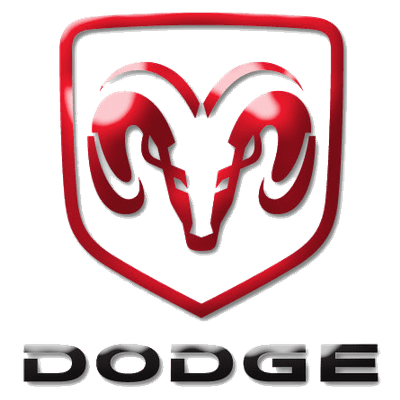 Dodge Ram Logo transparent PNG.