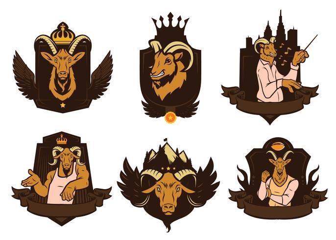 Rams Logo Vector.