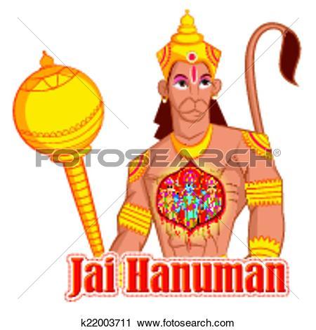 Clipart of Lord Rama,Laxmana and Sita k21956495.
