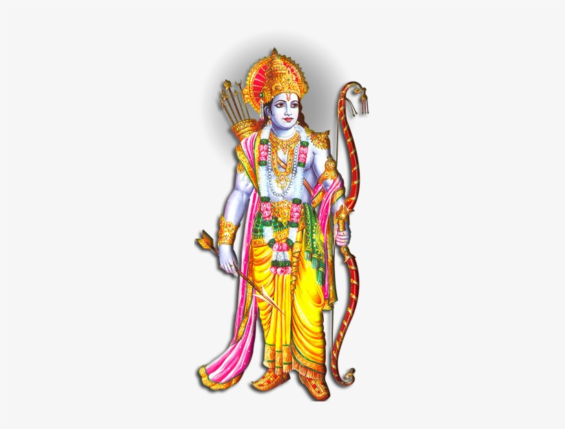 Transparent God Rama Png.