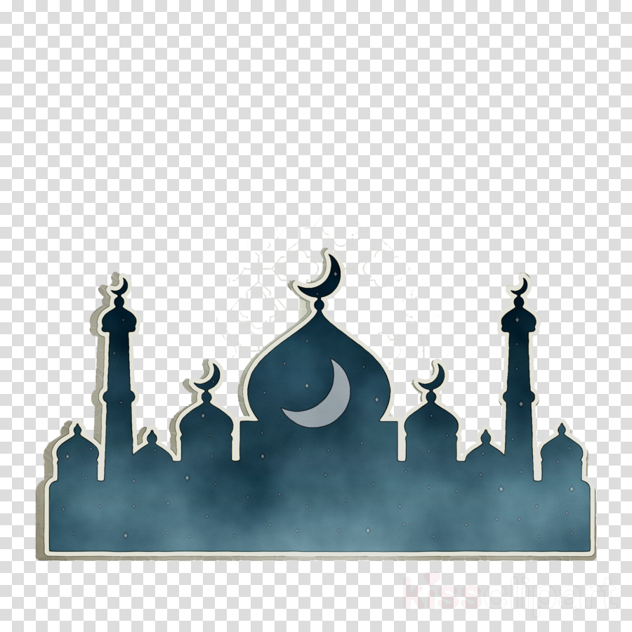Ramadan Background clipart.
