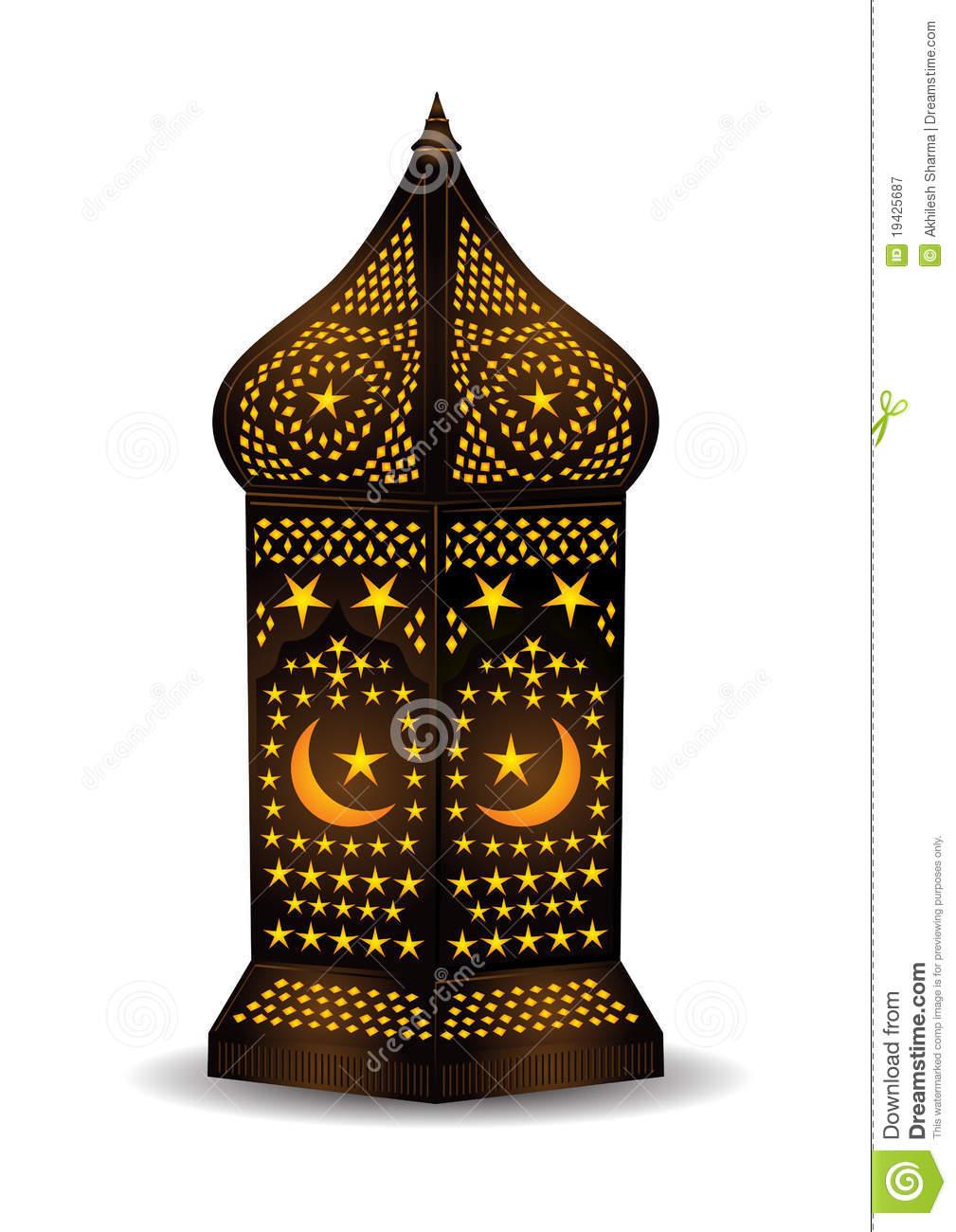 Ramadan cliparts.