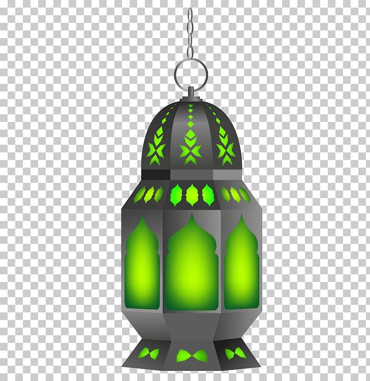 Ramadan Lantern Fanous, Ramadan PNG clipart.