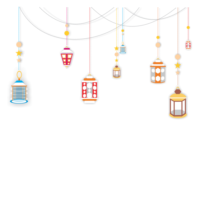 Chandelier Ramadan Lamp Hanging Eid Al Adha, Png Lamp.