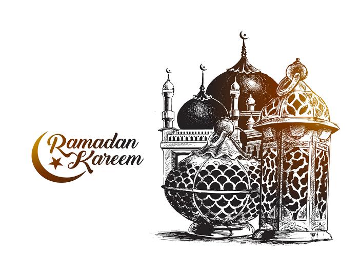 Ramadan Mubarak Logos Ramadan Mubarak Clipart and Vectors.