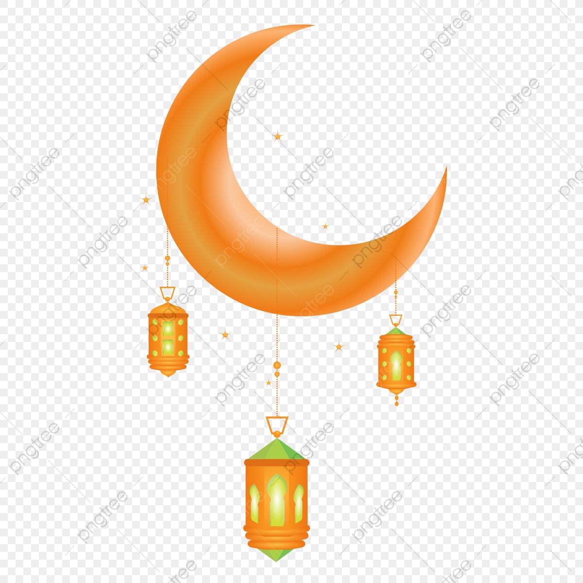 Ramadan Logo Graphics Vector, Islam, Ramadan, Moon PNG.