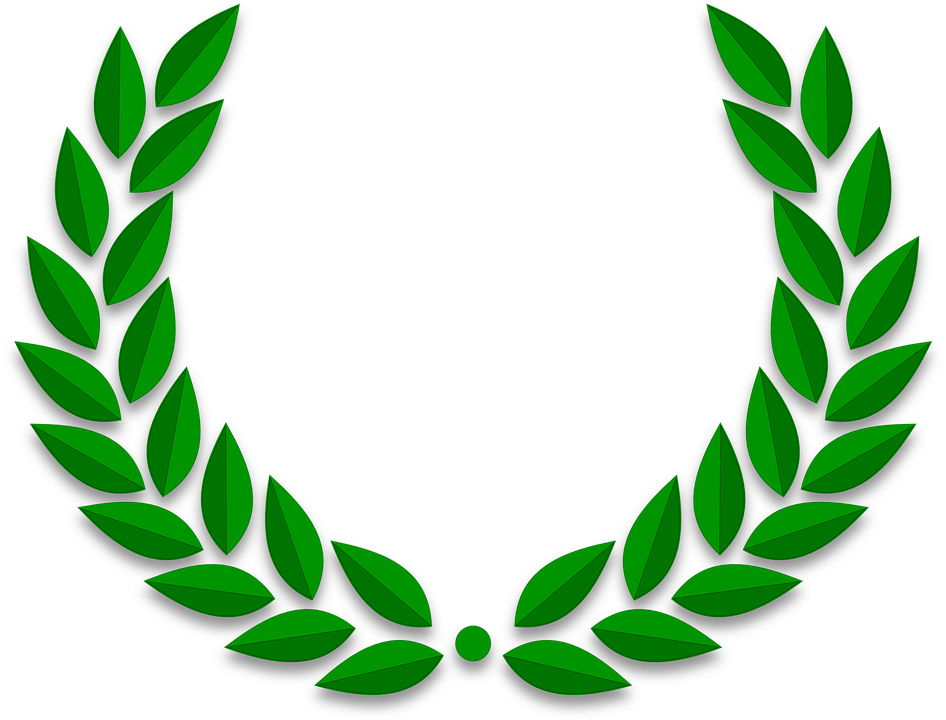Ramas De Olivo Png Laurel Wreath.