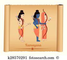 Ramayana Clip Art Royalty Free. 262 ramayana clipart vector EPS.