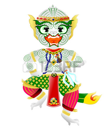 744 The Ramayana Stock Vector Illustration And Royalty Free The.