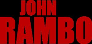 John Rambo Logo Vector (.EPS) Free Download.