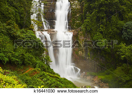 Stock Photography of Waterfall k16441030.