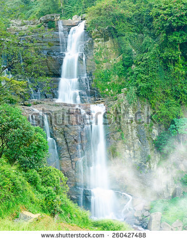 Sri Lanka Stream Stock Photos, Royalty.