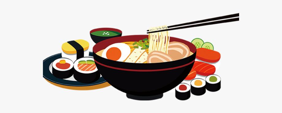 Ramen Clipart Japan Food.