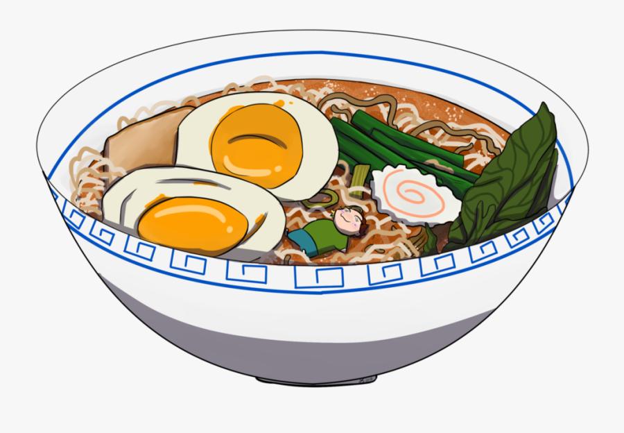 Food Clipart Noodle Bowl.