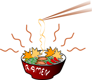 Ramen Clip Art at Clker.com.