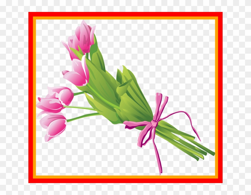 Fascinating Of Bouquet Flowers Clip Art Pic For Clipart.