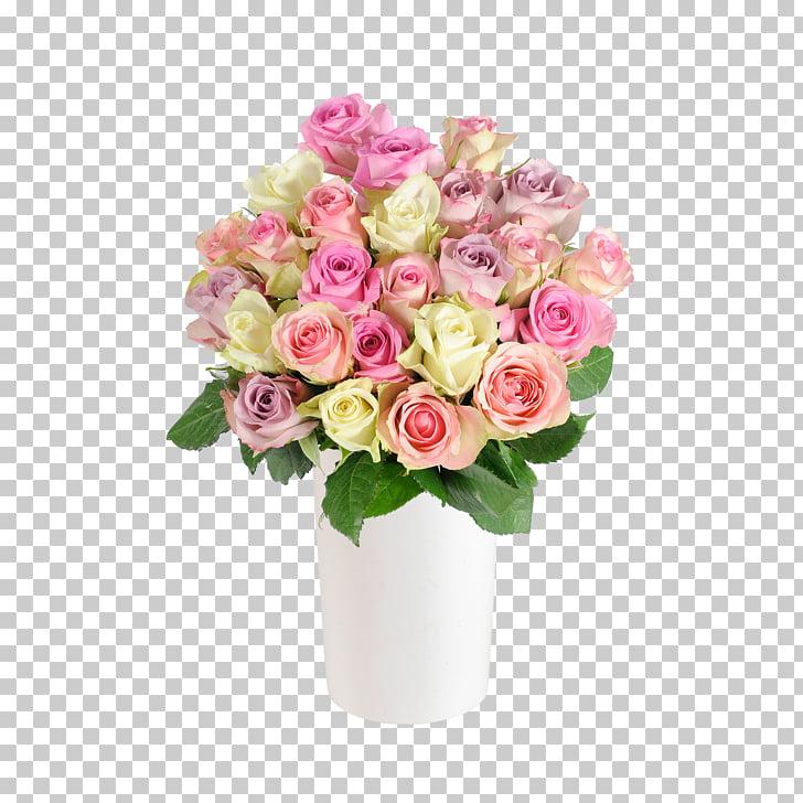 Jardín rosas flor ramo flores cortadas flor, flor PNG.