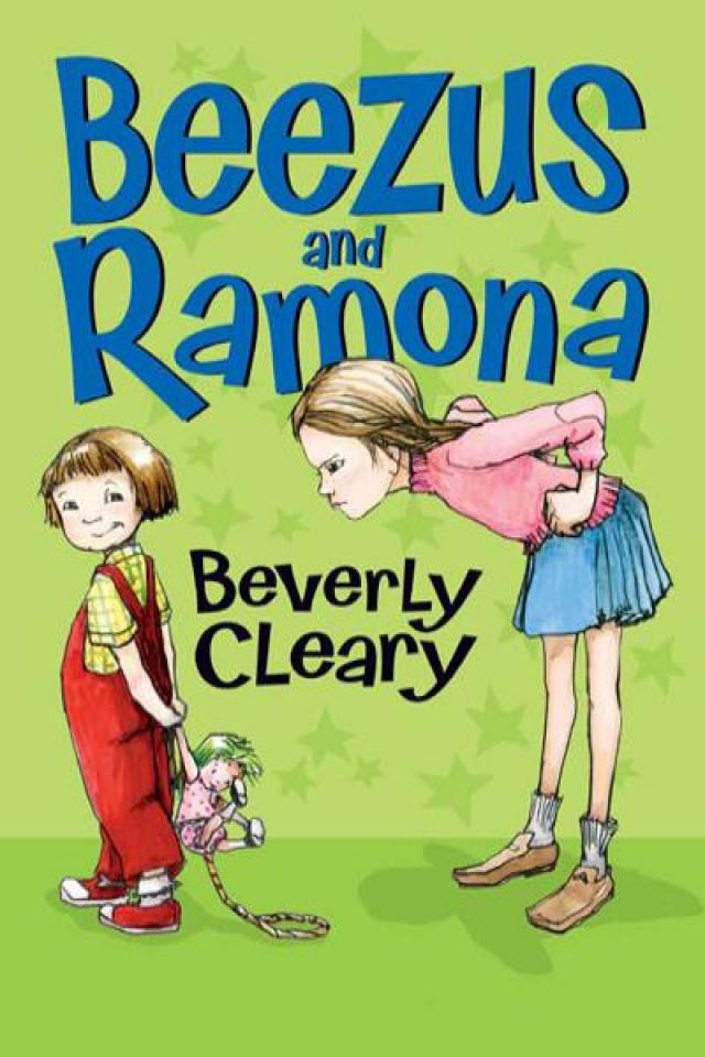 Beezus and Ramona (Beverly Cleary) » p.1 » All Books Online.