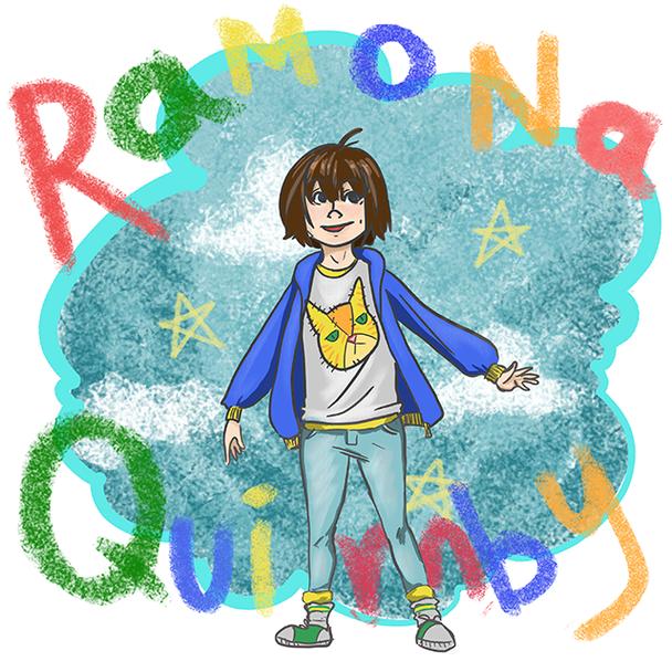 Ramona Quimby.