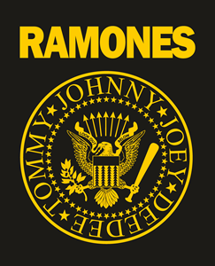RAMONES PRESIDENT Logo Vector (.CDR) Free Download.