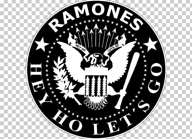 Ramones Hey! Ho! Let\'s Go: The Anthology Logo Blitzkrieg Bop.