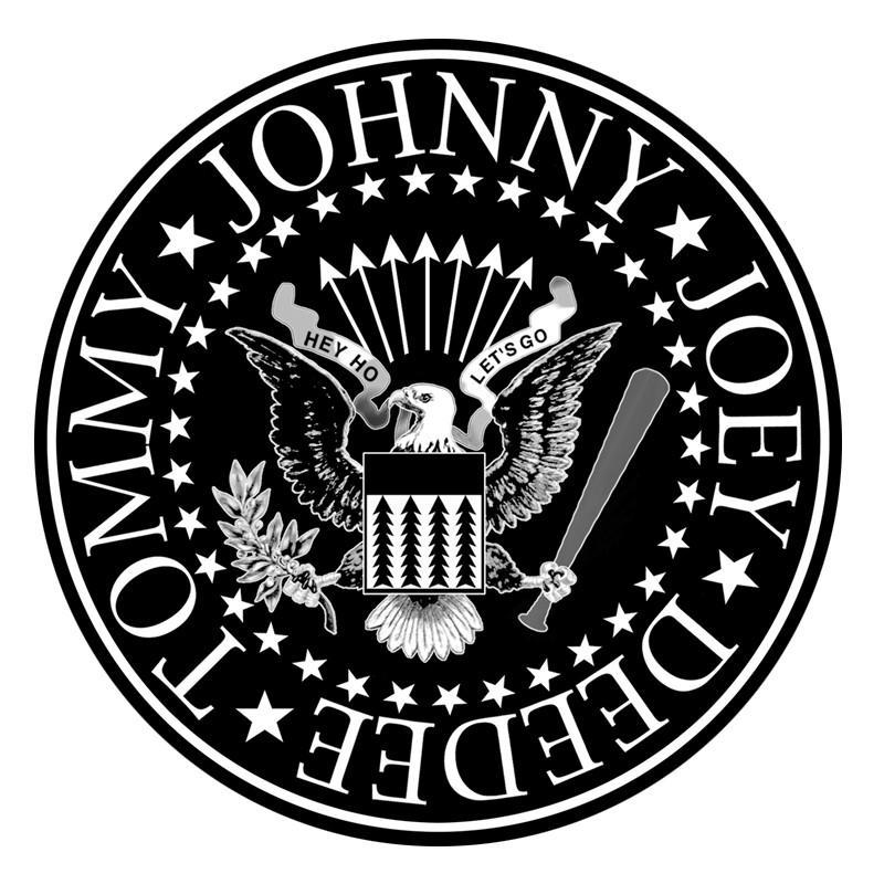 Logo Sticker.