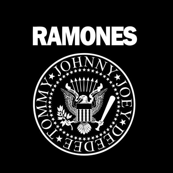 Ramones Logo Font.