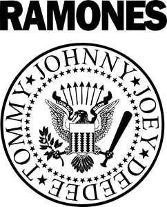 Ramones Logo Vector (.AI) Free Download.