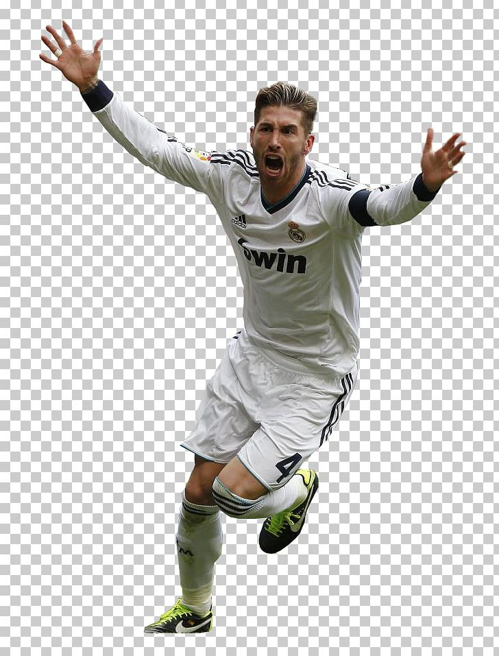 Sergio Ramos Real Madrid C.F. Football Player PNG, Clipart.
