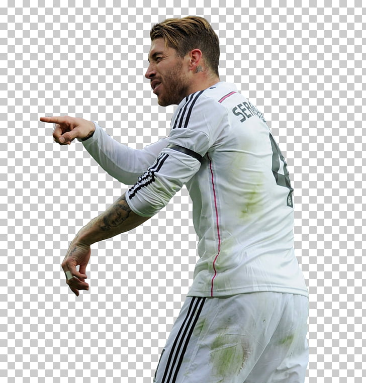 Sergio Ramos Real Madrid C.F. Football player 2014 FIFA.