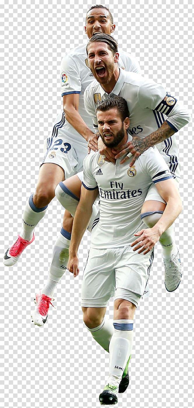Nacho Sergio Ramos Real Madrid C.F. Danilo La Liga, Sergio.