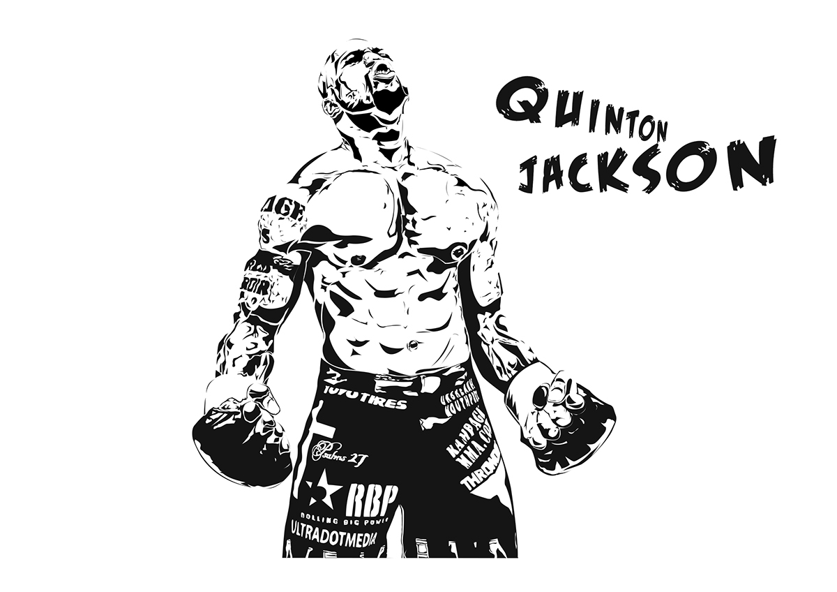 Quinton Rampage Jackson on Behance.