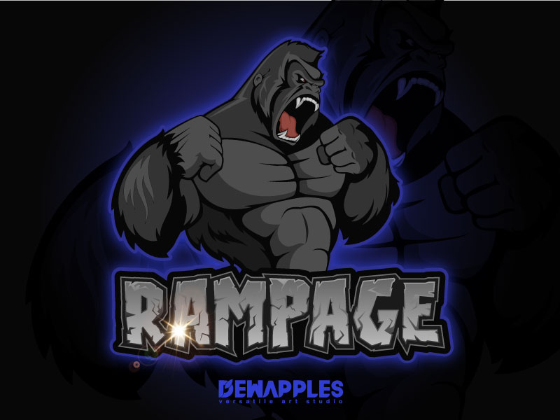 Rampage by DewApples on Dribbble.