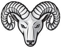 Rams head clipart.