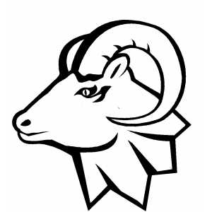 Ram clip art free clipart images 2.