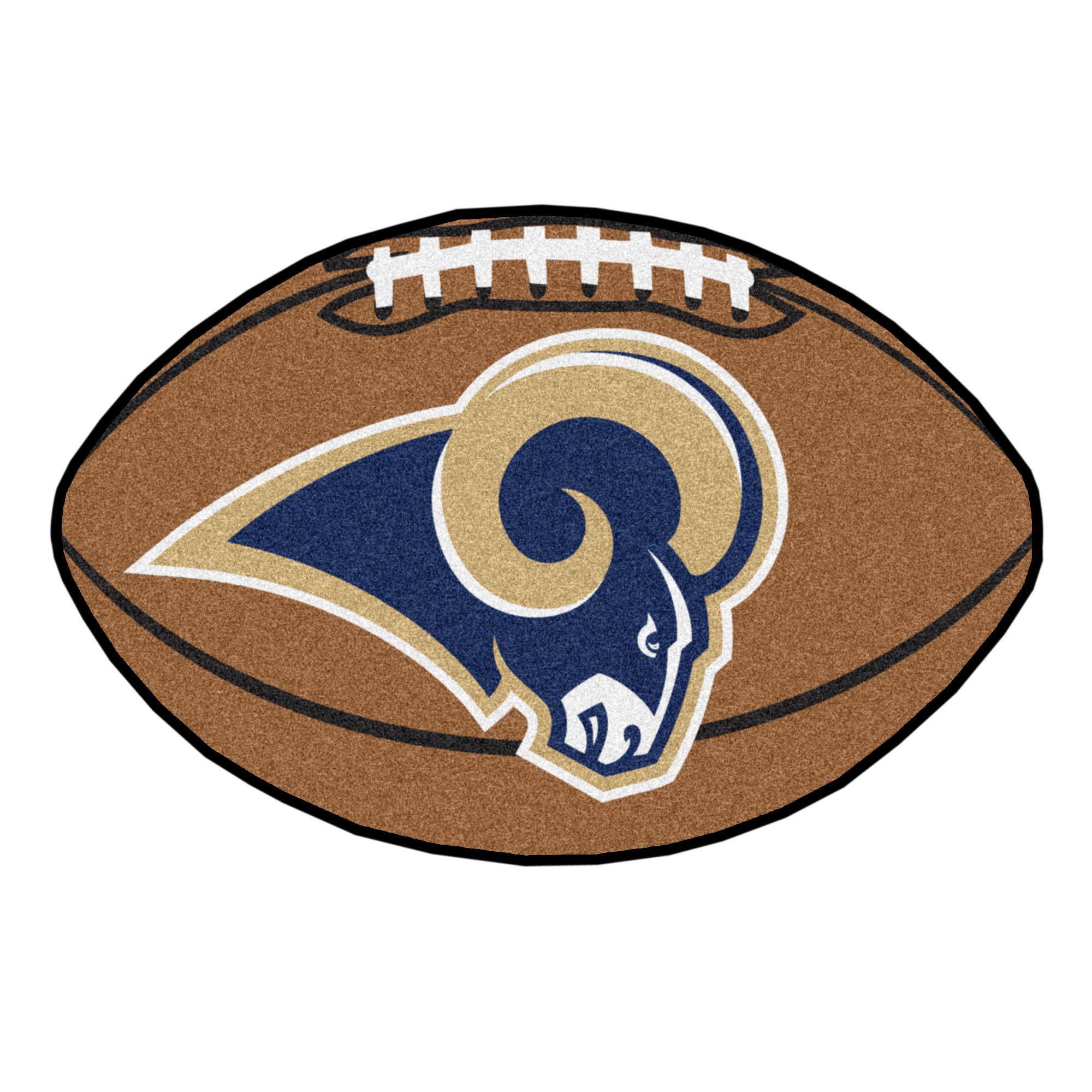 Rams Football Clipart.