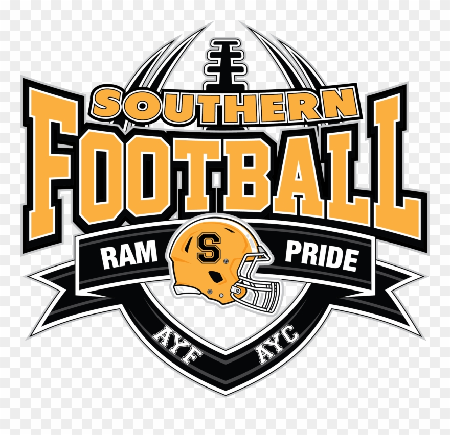 Southern Rams Football Clipart (#3193082).