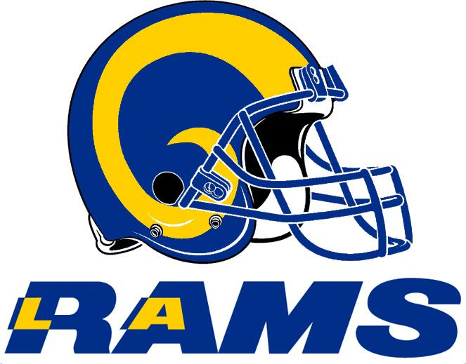 Details about NFL Sports Football LOS ANGELES LA RAMS.