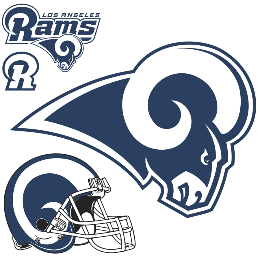 Los Angeles Rams: Logo.